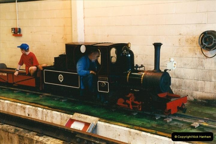 1998-05-16 Bournemouth Depot Open Day. (76)175
