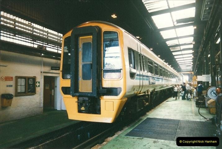 1998-05-16 Bournemouth Depot Open Day. (77)176