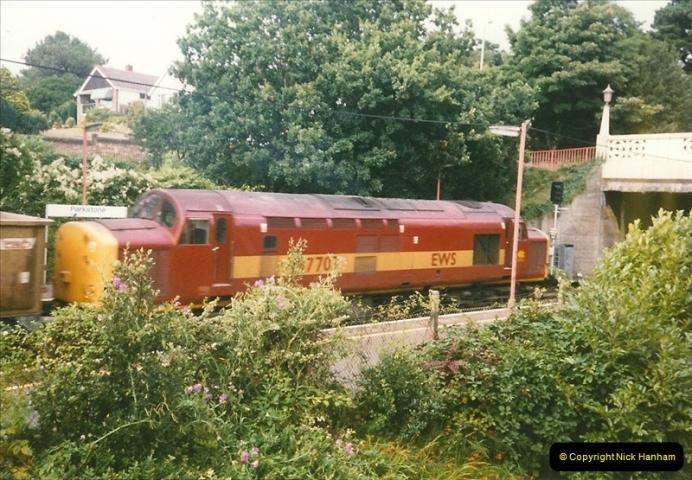 1998-05-18 to 07-29 Parkstone movements, Parkstone, Poole, Dorset.  (16)197