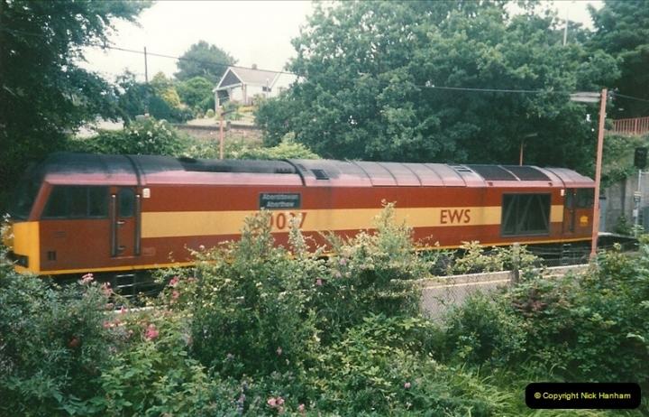 1998-05-18 to 07-29 Parkstone movements, Parkstone, Poole, Dorset.  (5)186