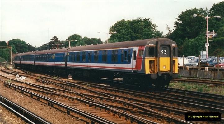 1999-05-29 Bournemouth refurbishment progress. Bournemouth, Dorset.  (6)212