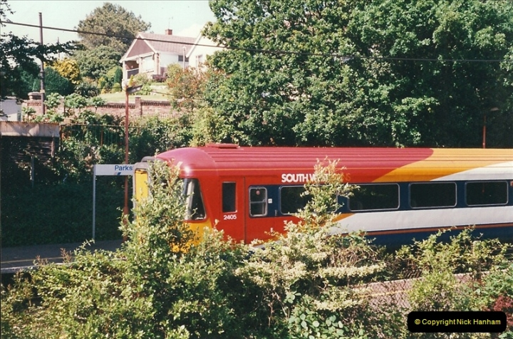 1999-06-01 to 30-08 Parkstone movements, Parkstone, Poole, Dorset.  (1)217