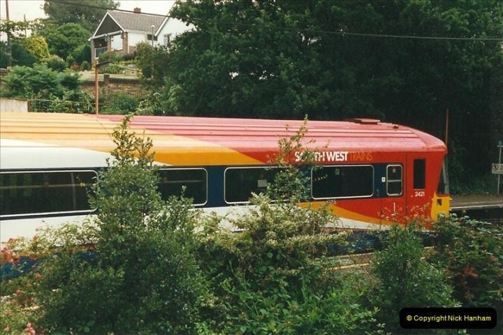 1999-06-01 to 30-08 Parkstone movements, Parkstone, Poole, Dorset.  (6)222