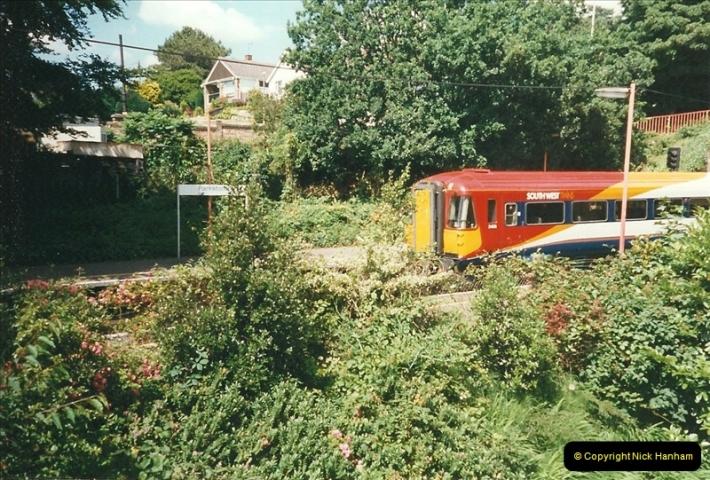 1999-06-01 to 30-08 Parkstone movements, Parkstone, Poole, Dorset.  (7)223