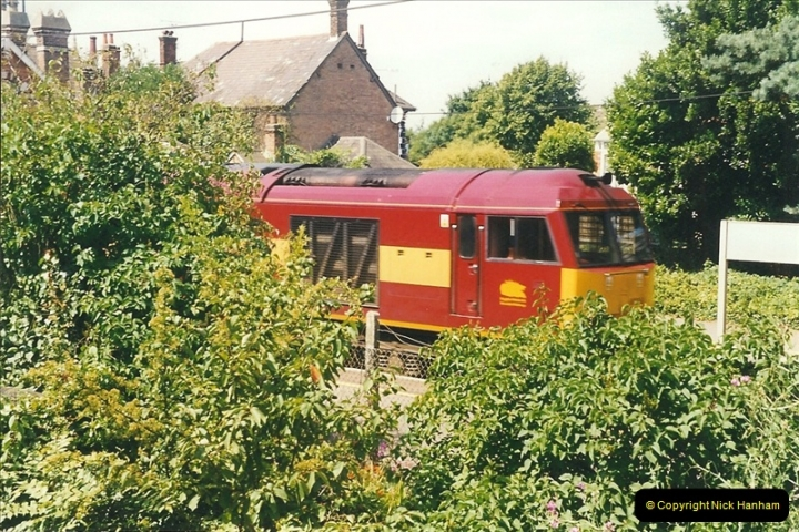 1999-06-01 to 30-08 Parkstone movements, Parkstone, Poole, Dorset.  (8)224