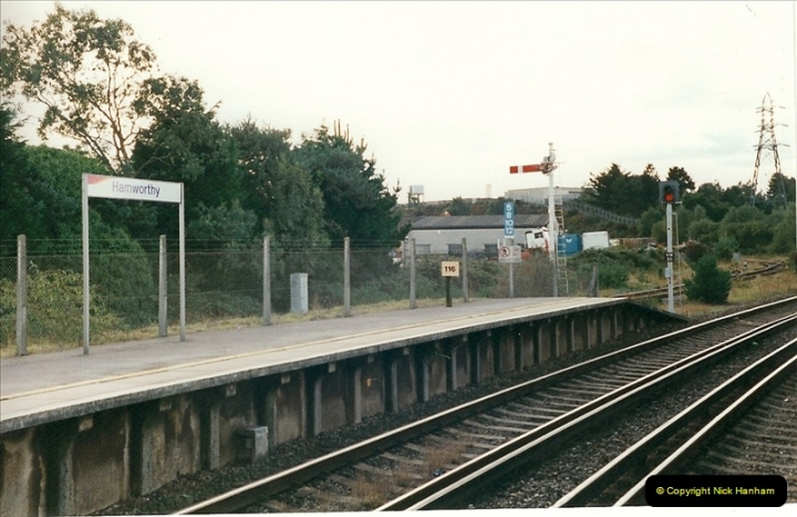 1999-09-16 Hameorthy, Poole, Dorset.  (3)234