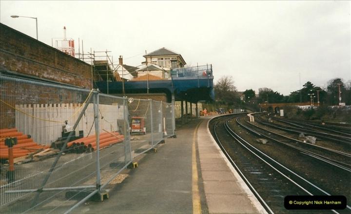 1999-09-17 Bournemouth refurbishment, Bournemouth, Dorset.  (7)243
