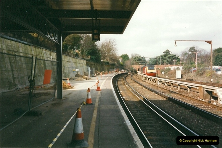 2000-03-03 Bournemouth refurbishment, Bournemouth, Dorset. (8)247