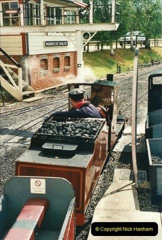 2000-08-22 Moors Valley Railway, Ringwood, Hampshire.  (12)322