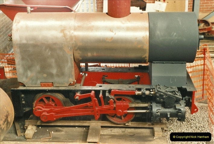 2000-08-22 Moors Valley Railway, Ringwood, Hampshire.  (13)323