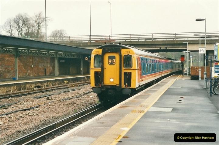 2001-01-30 Bournemouth, Dorset.  (2)366