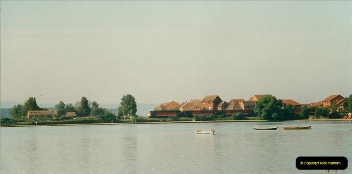 2001-07-09 Poole Park, Poole, Dorset.  (4)379