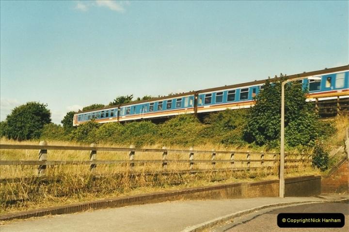 2001-08-08 Whitecliffe, Poole, Dorset.  (2)381