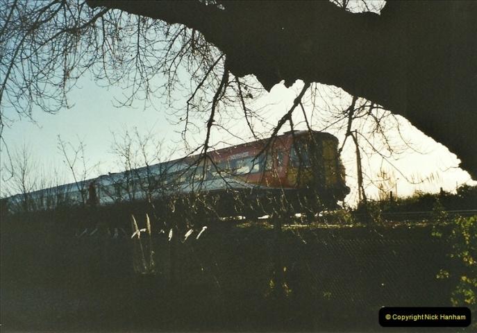 2001-12-24 Poole Park, Poole, Dorset.  (2)435
