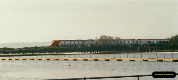 2002-09-22 Poole Park, Poole, Dorset.  (1)462