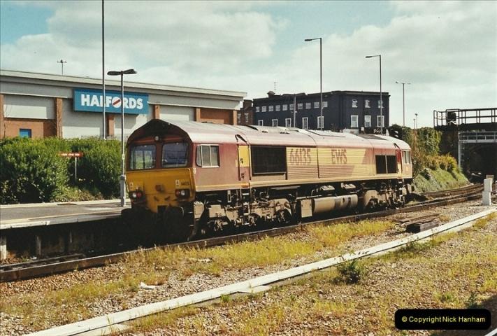 2003-04-07 Bournemouth, Dorset.  (9)488