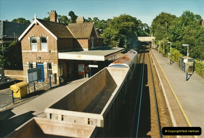 2003-07-09 Poole & Parkstone, Dorset.  (5)507