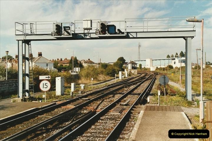 2003-09-15 The New Poole station Poole, Dorset.  (2)515