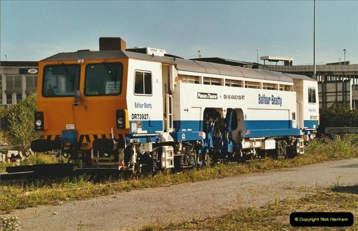 2003-09-15 The New Poole station Poole, Dorset.  (3)516