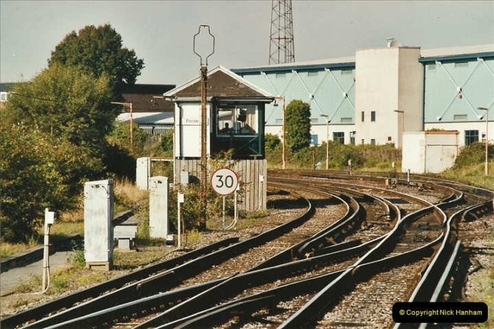 2003-09-15 The New Poole station Poole, Dorset.  (5)518