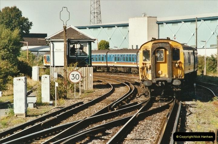 2003-09-15 The New Poole station Poole, Dorset.  (6)519