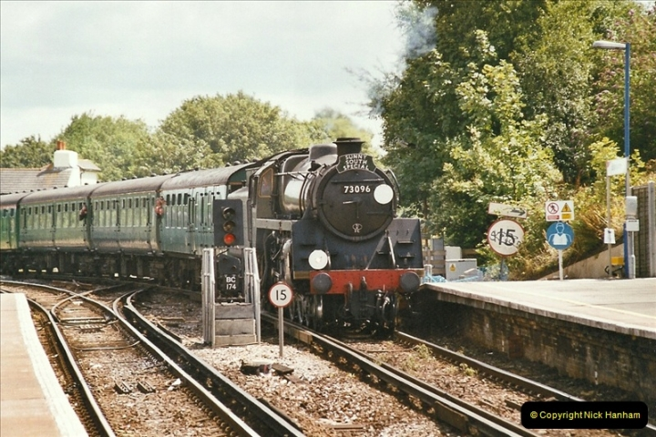 2004-07-09 Branksome & Poole Park, Poole, Dorset.  (2)546