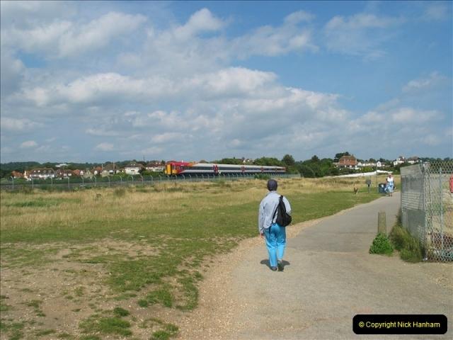 2004-07-14 Whitecliff. Poole, Dorset.  (7)560