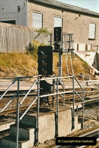 2004-08-14 End of slam door stock in the Poole, Dorset area (11)583