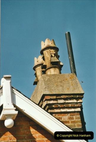 2004-08-14 End of slam door stock in the Poole, Dorset area (27)599