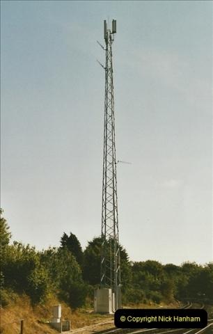 2004-08-14 End of slam door stock in the Poole, Dorset area (9)581