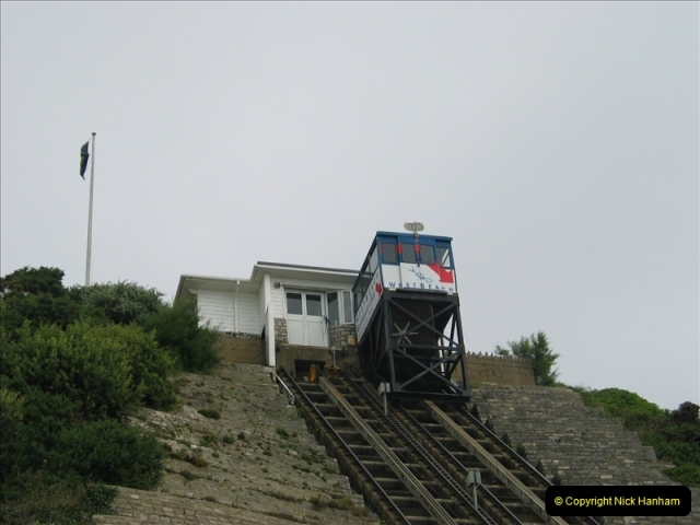 2005-07-28 Cliff Lifts @ Bournemouth, Dorset.  (1)662
