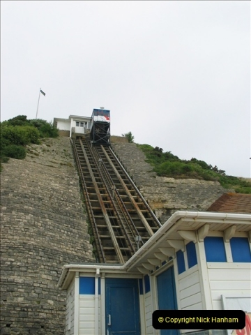 2005-07-28 Cliff Lifts @ Bournemouth, Dorset.  (2)663