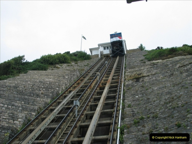 2005-07-28 Cliff Lifts @ Bournemouth, Dorset.  (4)665