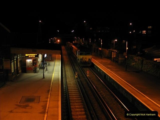 2006-02-18 Parkstone Station, Poole, Dorset.  (11)678