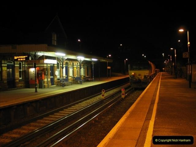 2006-02-18 Parkstone Station, Poole, Dorset.  (16)683