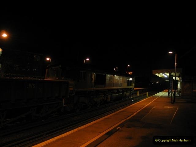 2006-02-18 Parkstone Station, Poole, Dorset.  (9)676