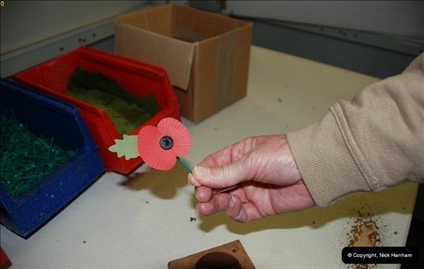 2010-11-24 The RBL Poppy Factory.  (16)20