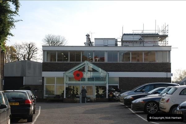2010-11-24 The RBL Poppy Factory.  (3)07