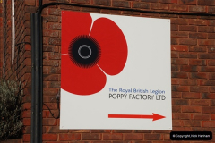 2010-11-24 The RBL Poppy Factory.  (2)06