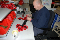 2010-11-24 The RBL Poppy Factory.  (27)31