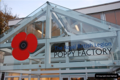 2010-11-24 The RBL Poppy Factory.  (4)08