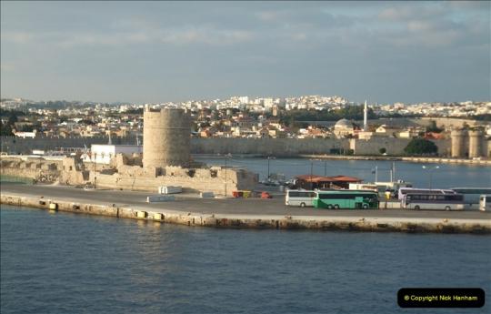MV Discoverey Eastern Med. Cruise Rhodes 02 November 2011