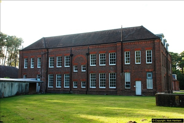 2015-09-12 Tour of what is left of the Royal Naval Cordite Factory at Holton Heath, Poole, Dorset.  (3)26