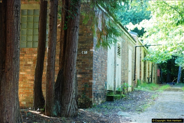 2015-09-12 Tour of what is left of the Royal Naval Cordite Factory at Holton Heath, Poole, Dorset.  (43)66