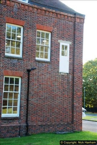 2015-09-12 Tour of what is left of the Royal Naval Cordite Factory at Holton Heath, Poole, Dorset.  (5)28