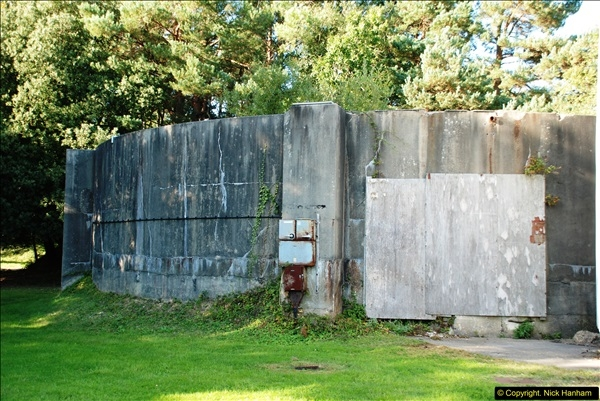 2015-09-12 Tour of what is left of the Royal Naval Cordite Factory at Holton Heath, Poole, Dorset.  (56)79