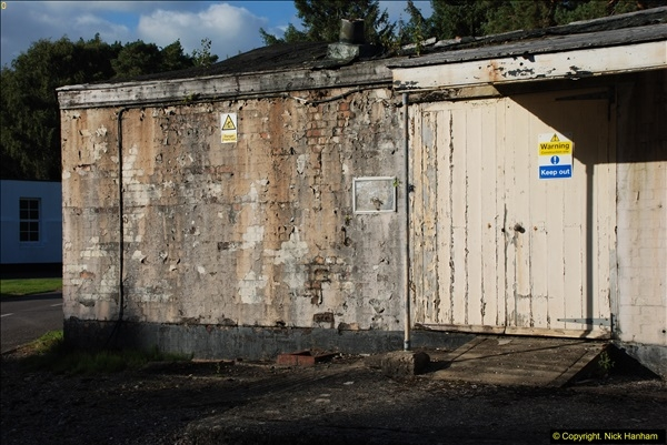 2015-09-12 Tour of what is left of the Royal Naval Cordite Factory at Holton Heath, Poole, Dorset.  (63)86