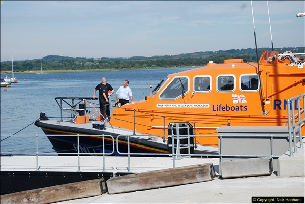 2015-06-22 RNLI Open Day including the new lifeboat building facility.  (114)114