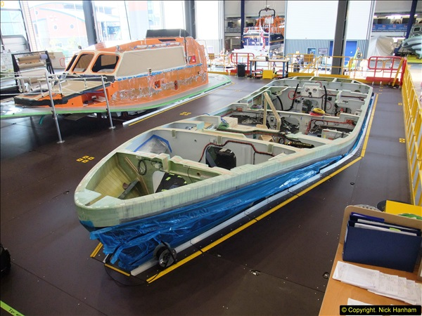 2015-06-22 RNLI Open Day including the new lifeboat building facility.  (131)131
