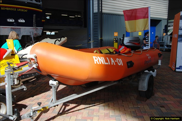 2015-06-22 RNLI Open Day including the new lifeboat building facility.  (25)025
